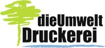 die Umwelt Druckerei Logo