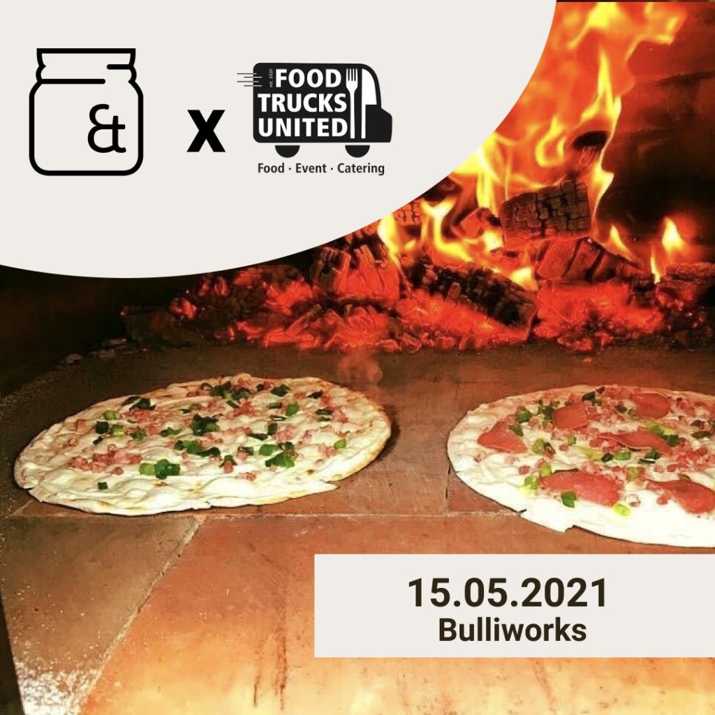 Bulliworks bei Nebenan & Unverpackt am 15.05.2021
